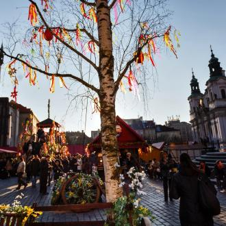 Prague Easter Markets 2015