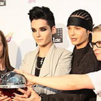 Tokio Hotel in Prague SaSaZu